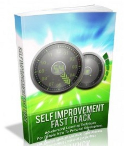 Product picture Self Improvement Fast Track