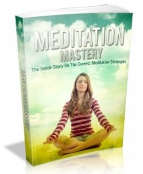 Product picture Meditation Mastery